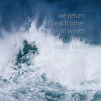 This Is How Water Loves by Sharon Mau