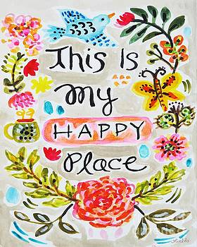 This is My Happy Place by Karen Fields