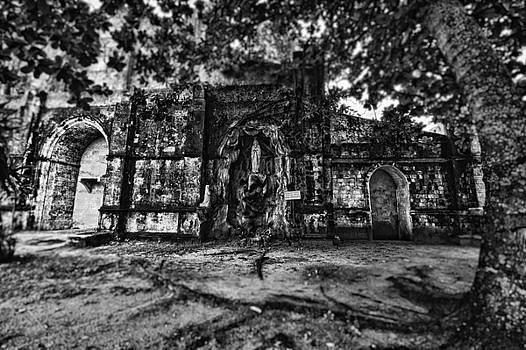 Paul W Sharpe Aka Wizard of Wonders - This is the Philippines No.10 - San Juan Nepomuceno Church
