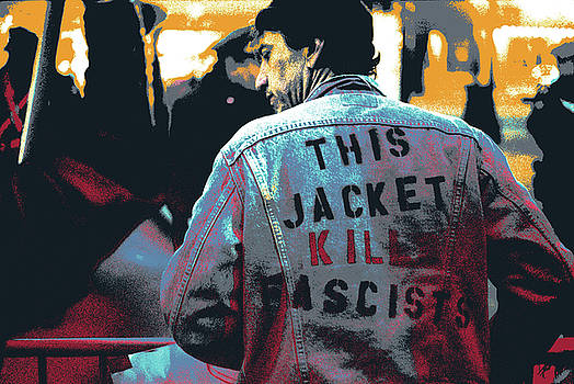 This Jacket Kills Fascists by Shay Culligan
