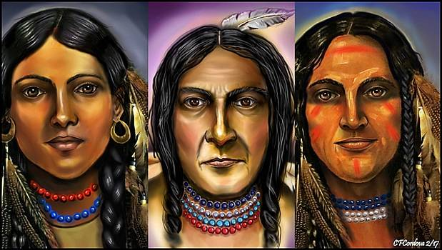 This Land Is Their Land by Carmen Cordova