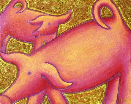 This Little Piggy by Mary Anne Nagy