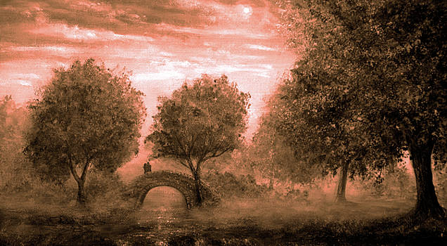 This Moonlit Night by Ann Marie Bone