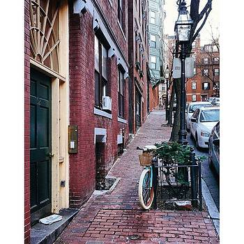 This Morning On Garden Street by Brian McWilliams