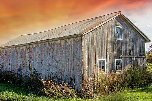 This old barn by Danielle Allard