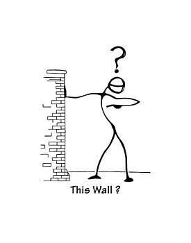 This Wall by Franklin Kielar