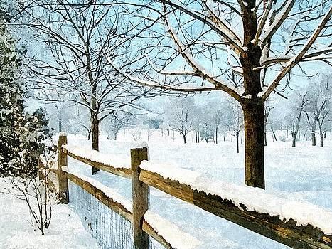 This Winter by Subesh Gupta