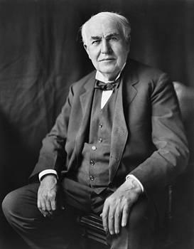 Thomas Edison by Maddi Koe