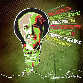 Sethu Madhavan - Thomas Edison