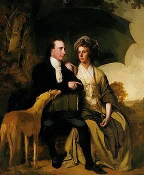 Wright Joseph - Thomas Gisborne And His Wife Mary