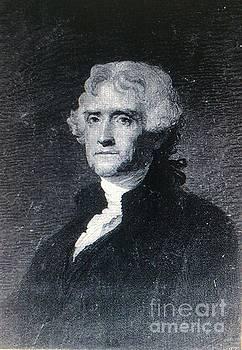 Thomas Jefferson by Richard W Linford