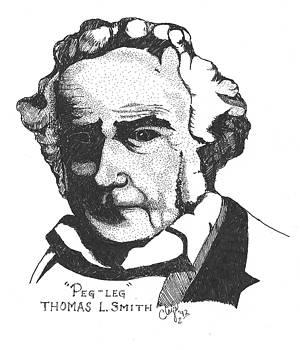 Clayton Cannaday - Thomas PegLeg Smith