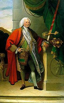 Williams William - Thomas Starling 1706 1788 Mayor Of Norwich 1767 1770