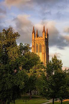 Thompson Memorial Chapel by Andrew Soundarajan
