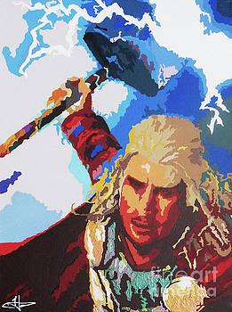 Thor -  Bring The Hammer by Kelly Hartman
