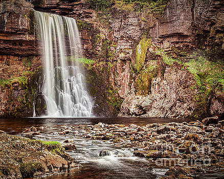 Thornton Force, Yorkshire Dales by Colin and Linda McKie