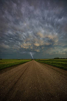 Thor's Chariot  by Aaron J Groen