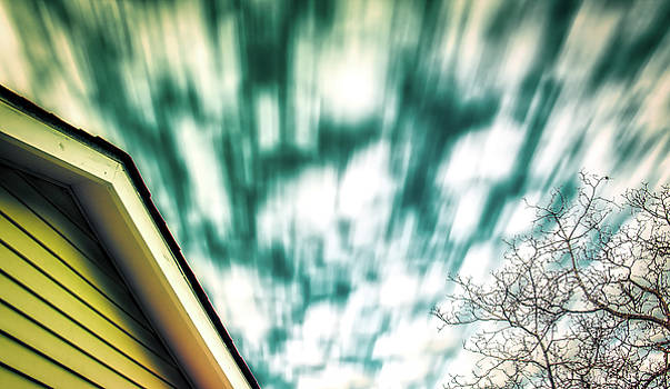 Those Clouds They Move by Andrew Zuber