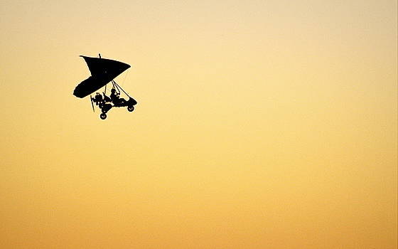 Those Magnificent Men in Their Flying Machines by AJ  Schibig