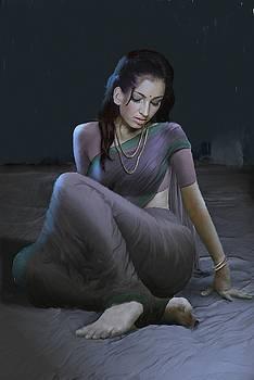 Thoughful by Shreeharsha Kulkarni