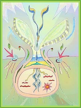 Thought Seed by Julia Woodman