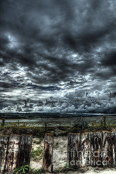 Marc Daly - Threatening sky