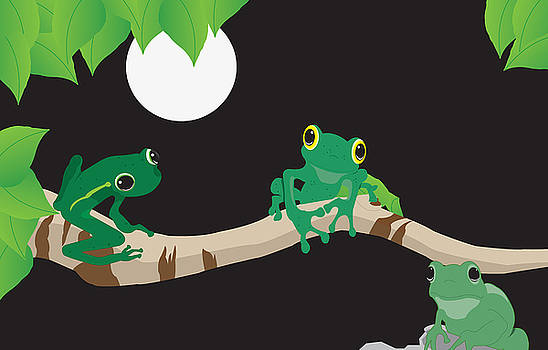 Three Amigos by Kori Jones