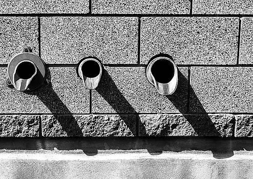 Three amigos  by Steven Milner