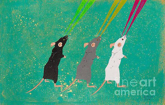 Three Blind Mice by Stefanie Forck
