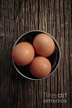 Edward Fielding - Three Brown Eggs