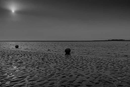 Three Buoys by Keith Elliott