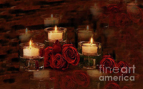 Three Candles by J Marielle