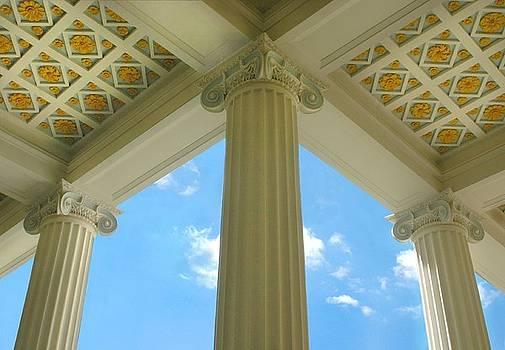 Three Columns by Dan Holm