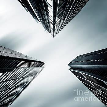 Three Corners To The Sky by Evelina Kremsdorf