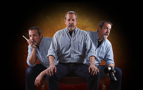 Three Dave's by David Clark
