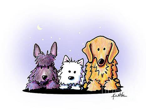 Three Dog Night by Kim Niles