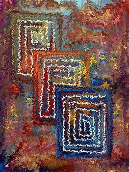 Three doors by Rafi Talby