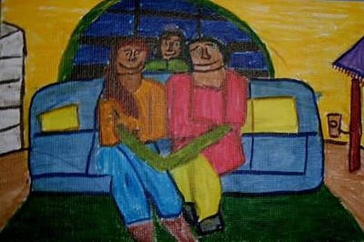 Three Generations by Annie Dameron