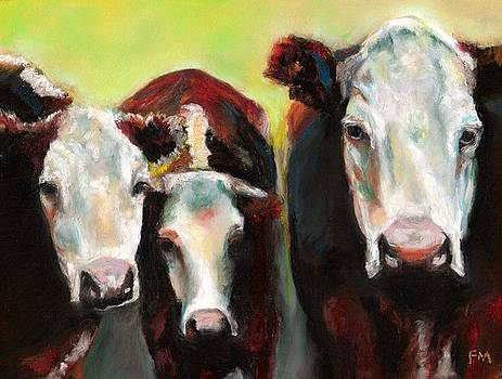 Three Generations of Moo by Frances Marino
