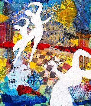 Three Graces by Elizabeth Bogard
