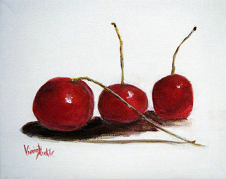 Sweet Cherries by Virginia Nickle