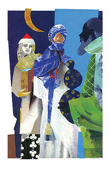 Three Kings by William Burgard