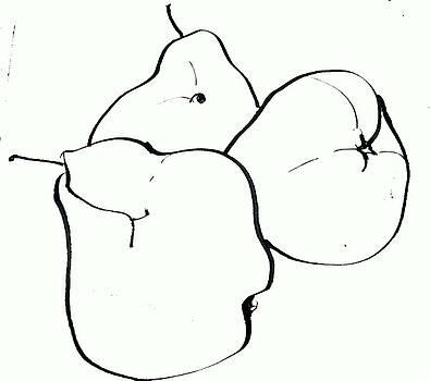 Three by Linda DiGusta
