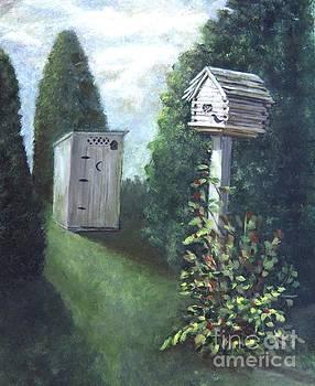 Three Little Houses by Elizabeth Ellis