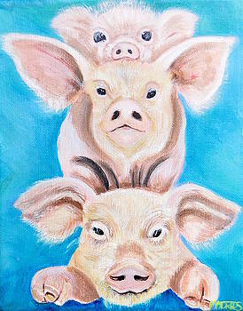 Three Little Pigs by Melissa Torres