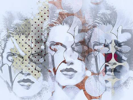 Three of us by Gabi Hampe