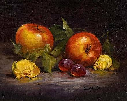 Three Pair by Carmela Brennan