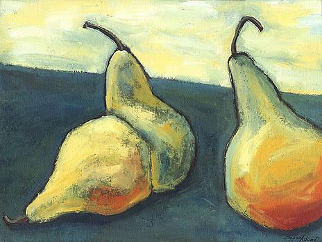 Three Pears  by Susan Adame