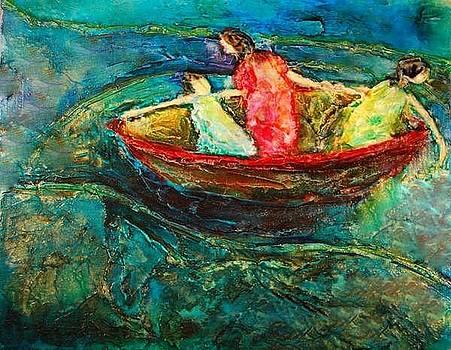 Three Reflections by Marabeth Quin
