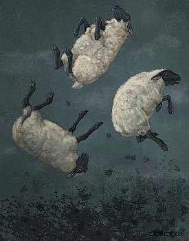 Three Sheeps to the Wind by Bethany Caskey